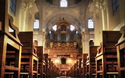 Le Choeur Saint-Germain-des-Prés au Temple Pentemont Paris VIIème