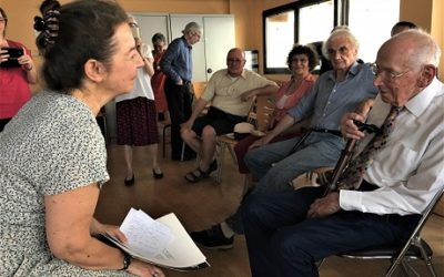 Hommage à André Krust au Conservatoire Jean-Philippe Rameau