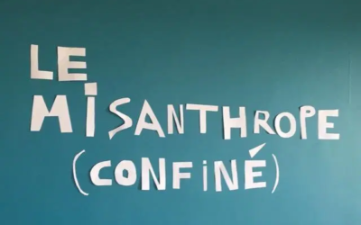 Le Misanthrope (confiné)